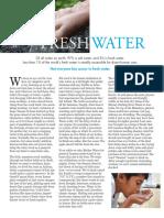 Design 1-Fresh Water