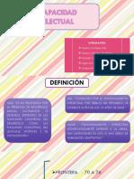 Diapositivas Discapacidad Intelectual