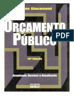 Docgo.net-livro - Orçamento Público - James Giacomoni.pdf