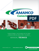 Amanco Conectando Manual Tecnico