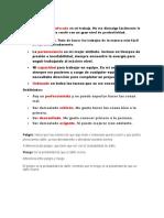 Ejemplos de Fortalezas, Debilidades, Peligro y Riesgo