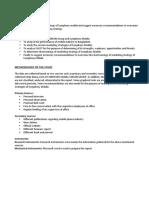 Marketing Strategy of SYMPHONY MOBILE