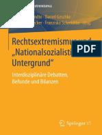 FRINDTE Rechtsextremismus NSU 2016