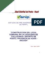 290117245 Perfil Local Comunal