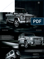 2010 Mercedes Benz G55 AMG Silver Star Montreal QC