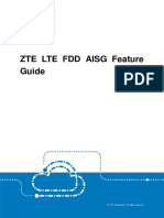 Zte Lte Fdd Aisg Feature Guide