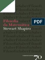 Filosofia da Matematica - Stewart Shapiro.epub