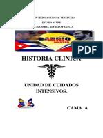 Caratulas de Historias Clinicas