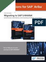 Transactions for SAP Ariba