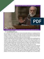 Predicaciones de Adviento Del Padre Raniero Cantalamessa