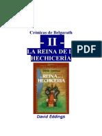 Eddings, David - CB2, La Reina de la Hechiceria.pdf