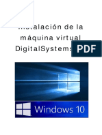VirtualBox Windows 10 Esp