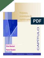 Cap 11 - Poupança, Acumulação de Capital e Produto