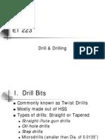 DIY - Drilling - Drill Bit Basics