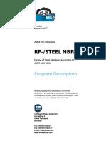 Rf Steel Nbr Manual En