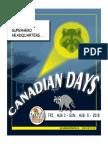 Canadian Days 2018