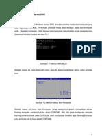 Modul Pelatihan Windows Server 2003 Bab1