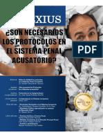 ¿Son Necesarios Los Protocolos en El Sistema Penal Acusatorio- - Revista Inmexius%2c No. 6%2c Junio 2017 (1) (1)