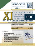 CONGRESO - Vicedecano de Investigacion y Extension