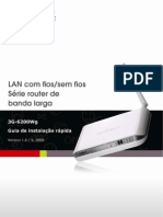 Edimax 6200 Router 3G - Manual Em Portugues