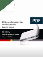Edimax 6200 Router 3G - Manual Em Portugues