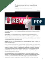 Socios de La ANTP, Siempre Cuentan Con Respaldo de Kenworth- L.F. Reyes