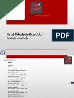 eBook - Os 28 Principais Exercicios Para Fora e Hipertrofia