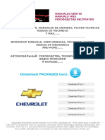 PACKAGES - CHEVROLET.pdf