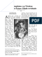 O Xamanismo e as Técnicas Arcaicas do Êxtase - Eliade Revisitado[1]
