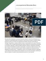 Vive La Postventa, Una Experiencia Mercedes-Benz Autobuses