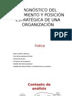 Sesión 05 DIAGNÓSTICO DEL LINEAMIENTO Y POSICIÓN ESTRATÉGICA DE UNA ORGANIZACIÓN.pptx