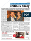 Ambassador's interview with the Jewish News