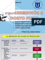 Programación a Corto Plazo_ing Industrial _9ciclo_grupo4