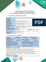 Guía de actividades y rúbrica cualitativa de evaluación - Fase 2 - Reconocimiento del Entorno.docx