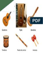 Guitarra Tiple Bandol A