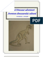 England Story - Cultural dinosaur adventure