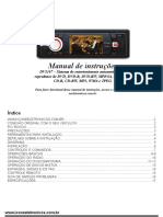 Manual Auto Radio Icone