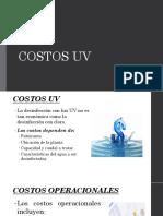 costos UV