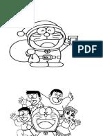 ¿Doraemon Variado