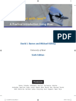 Objects first whit Java - A pratical introduction Using BlueJ (Sixth edition) - Content.pdf