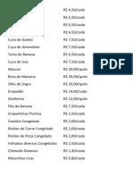 Preços de Bolos Para Mercados.pdf