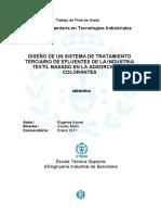 Diseno de Un Sistema de Tratamiento Terciario de Efluentes de La Industria Textil Basado en La Adsorcion de Colorantes-4