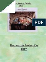Recurso de Proteccion 2017
