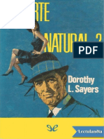 Muerte natural - Dorothy L Sayers.docx