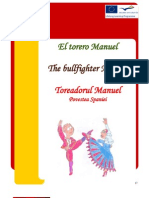 SPAIN Story - The bullfighter Manuel