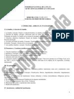 Derecho Civil v . Cat. 1 y 3