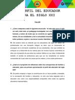 Taller Sobre Perfiles Docentes. Alvaro Recio Buriticá. Phd-1 (1)