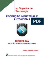 Livro pdf - Gestão de custos industriais