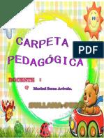 CARPETA PEGAGOGICA