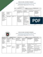Formato Plan de Estudios 2016